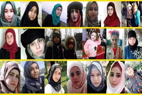 فروش زنان ربودهشده عفرین در لیبی توسط تروریست های مورد حمایت ترکیه