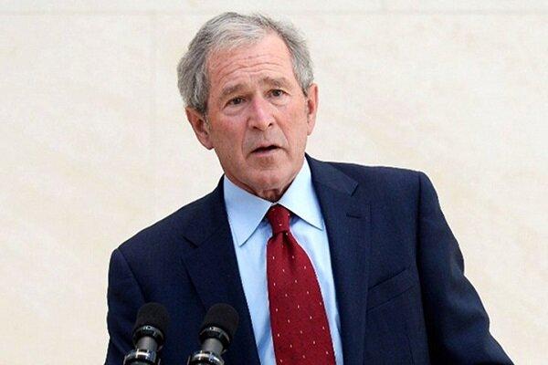 «جورج بوش پسر» در مراسم تحلیف «جو بایدن» شرکت می کند