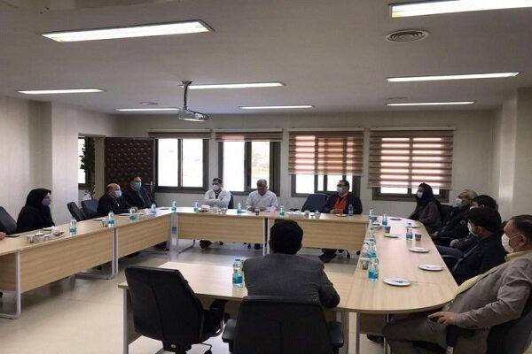 بازدید انستیتو صلح و رسانه افغانستان از دانشگاه علوم پزشکی آزاد اسلامی تهران