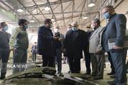 بازدید رئیس دانشگاه آزاد اسلامی از واحدهای رفسنجان، سیرجان و جیرفت