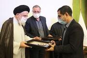 تجلیل از جهادگران دانشگاه آزاد اسلامی قم با حضور علیرضا زاکانی