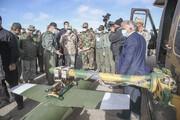 ۷ اتفاق جدید در رزمایش پهپادی ارتش