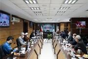 جلسه هیات رئیسه دانشگاه آزاد اسلامی به ریاست دکتر طهرانچی