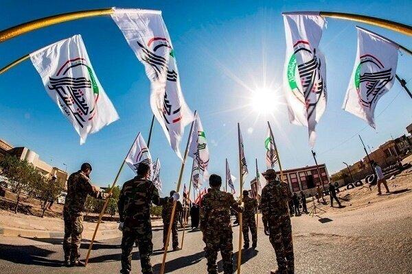 حشد شعبی مقرهای داعش در استان دیالی را کشف کرد