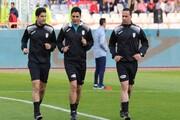 داور دیدار تیمهای فوتبال استقلال و پرسپولیس مشخص شد