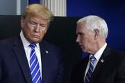 مهلت ۲۴ ساعته دموکرات ها به «پنس» برای کنار زدن ترامپ