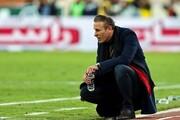 گلمحمدی: بازی سنگینی بود/ دو تیم موقعیت زیادی نداشتند