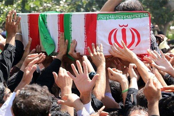 دانشگاه آزاد اسلامی واحد تهران شمال میزبان ۲ شهید گمنام دفاع مقدس