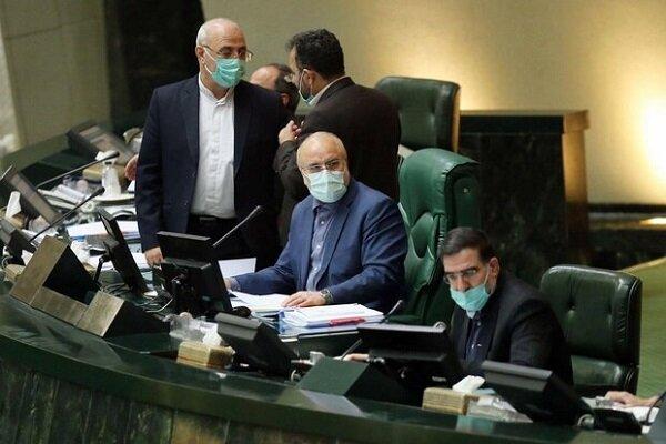 جلسه علنی آغاز شد/ سوال از «غلامی» و «اسلامی» در دستور کار مجلس