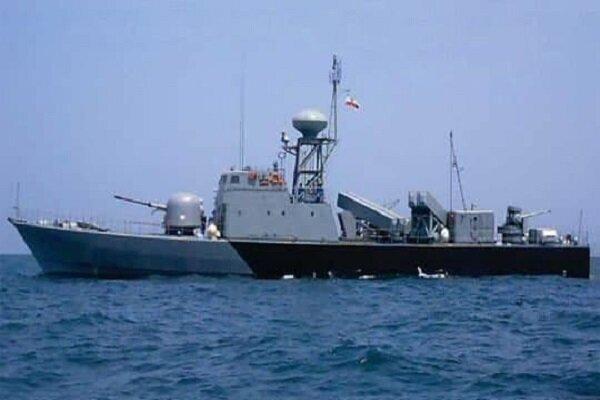 ناو موشک انداز «زره» به ناوگان جنوب نیروی دریایی ارتش الحاق شد