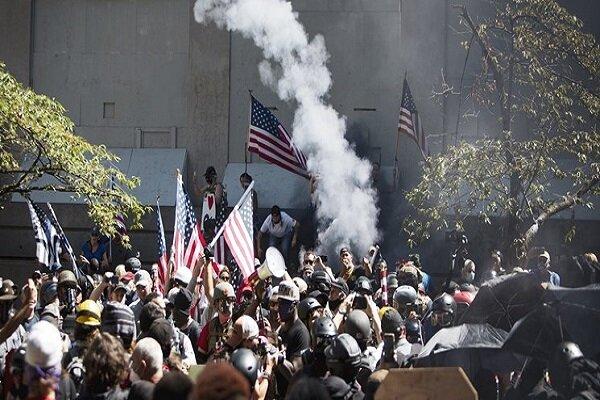 آمریکا گرفتار در بازتاب ظلم به مردم جهان