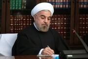 روحانی روز ملی ژاپن را تبریک گفت