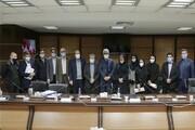 نشست صمیمانه دانشجویان دکتری دانشگاه آزاد اسلامی با دکتر طهرانچی برگزار شد