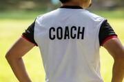 مربی فوتبال در قاب نگاه