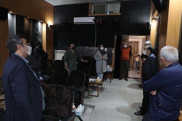 تعامل با ستاد ملی کرونا برای برگزاری جشنواره فیلم فجر