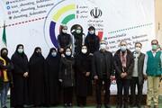 احمدی قهرمان هفته سوم و چهارم لیگ برتر تفنگ بادی بانوان شد