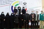 قهرمانی بانوی تیرانداز دانشگاه آزاد اسلامی در هفته سوم و چهارم لیگ برتر