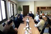 پیگیری وضع درمان علی انصاریان از سوی دکتر امیرعباس لشگری