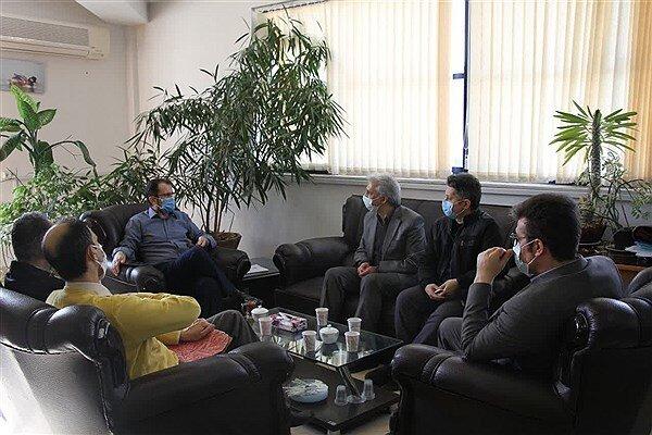 تفاهمنامه همکاری بین واحد لاهیجان و شرکت ملی پخش فرآوردههای نفتی ایران