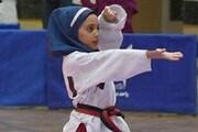 درخشش دانشآموز سمای نجفآباد در مسابقات پومسه قهرمانی کشور