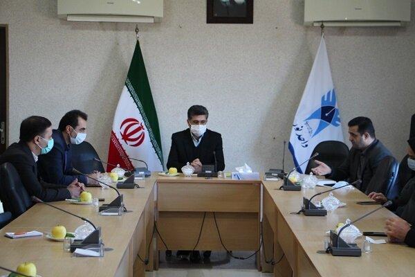 تفاهمنامه همکاری واحد نور و نظام مهندسی کشاورزی مازندران امضا شد