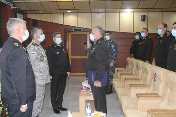 جانشین جدید فرمانده نیروی دریایی ارتش معرفی شد