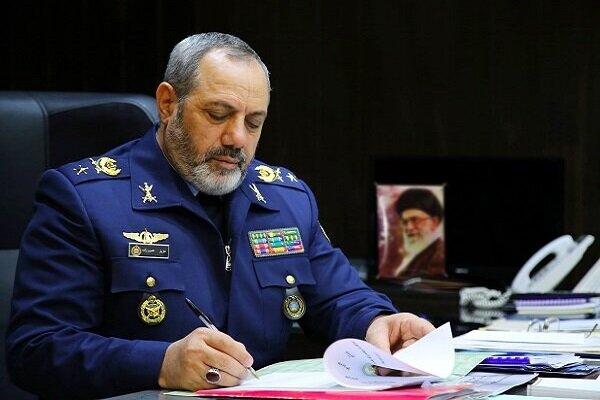 فرمانده نهاجا در گذشت سرگرد «علیرضا علیجانی» را تسلیت گفت