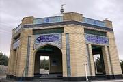 یادمان شهدای گمنام دانشگاه آزاد اسلامی کرمانشاه مرمت و بازسازی شد