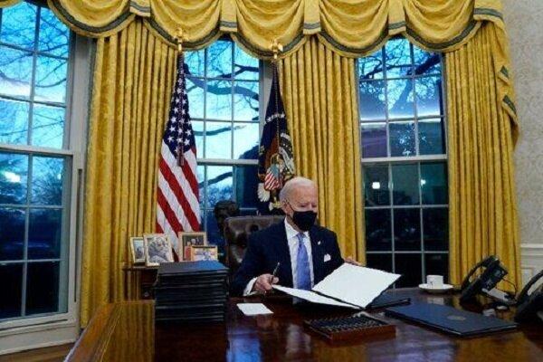 برنامه بایدن برای هفته دوم کاری خود در کاخ سفید