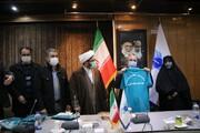 نامگذاری تیم دوچرخه سواری دانشگاه آزاد به نام شهید مدافع حرم