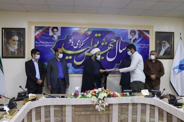 مسئول جدید بسیج دانشجویی دانشگاه آزاد اسلامی بندرعباس معرفی شد