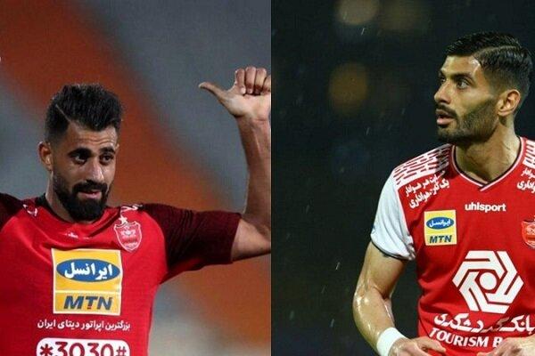 انتخاب ۲ پرسپولیسی به عنوان بهترین مدافعان لیگ قهرمانان آسیا
