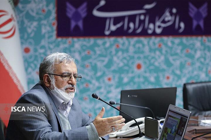 جلسه شورای فرهنگی دانشگاه آزاد اسلامی