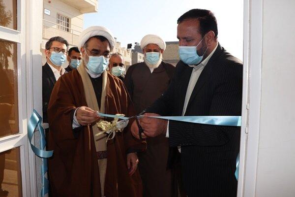 کلینیک حقوقیدانشگاه آزاد اسلامی استان هرمزگان افتتاح شد