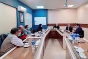 بازدید رئیس دانشگاه آزاد اسلامی استان مرکزی از واحد دلیجان