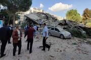 وقوع زمین لرزه ۵.۱ ریشتری در ترکیه