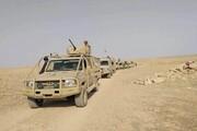 نیروهای عراقی در منطقه مرزی با سوریه به حالت آماده باش درآمدند