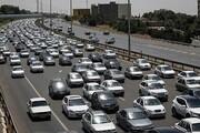 آغاز ترافیک در معابر پایتخت