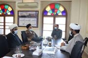 کتابخانه تخصصی معارف در استان هرمزگان راه اندازی شود