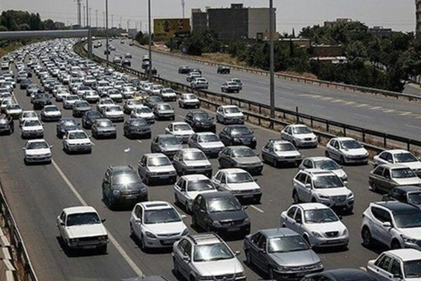 بار ترافیکی صبحگاهی امروز تهران روان است