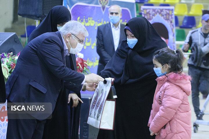 جشن میلاد حضرت زهرا(س) و ایام الله دهه فجر