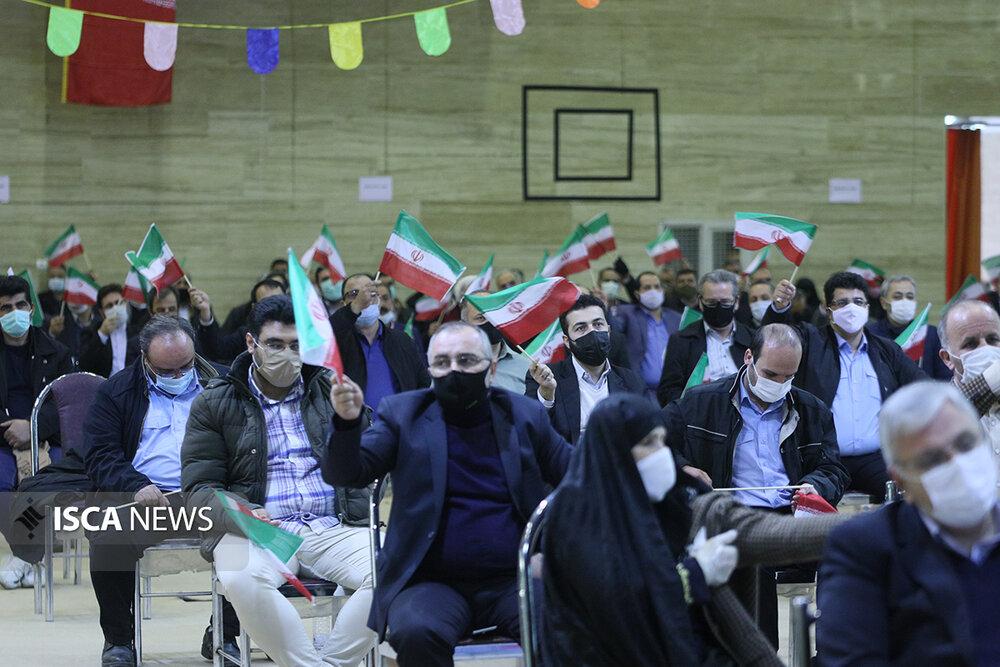 جشن میلاد حضرت زهرا(س) و ایام الله دهه فجر در دانشگاه آزاد اسلامی