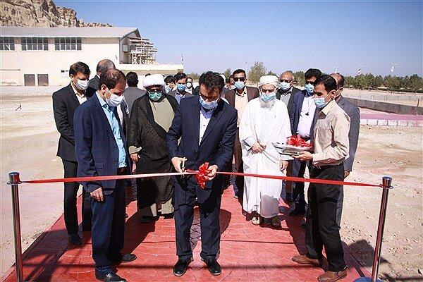 مجموعه ورزشی چندمنظوره در دانشگاه آزاد اسلامی قشم افتتاح شد