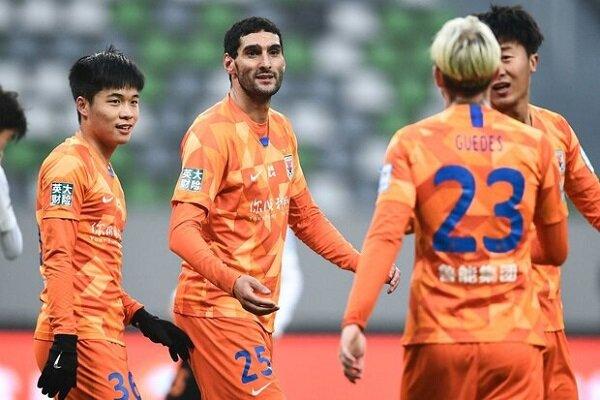 نماینده چین از لیگ قهرمانان آسیا کنار گذاشته شد