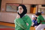 دانشجوی دانشگاه آزاد اسلامی سرمربی تیم ملی کوراش بانوان شد