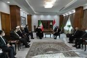 ۵ محور اصلی توافقات قضایی ایران و عراق