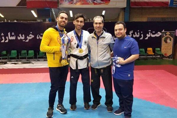 دبیر ورزش هنرستان سما عالیشهر قهرمان مسابقات لیگ برتر پومسه کشور شد
