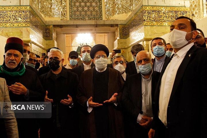 سفر رئیس قوه قضاییه به عراق