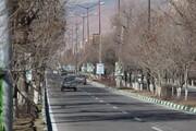 کیفیت هوای تهران در آستانه ورود به شرایط ناسالم