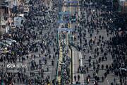 جشن خیابانی سالگرد پیروزی انقلاب اسلامی در تهران 2